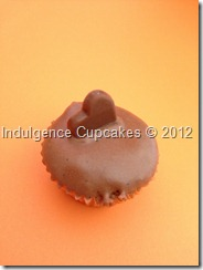 Chocolate with chocolate cream cheese frosting (3)